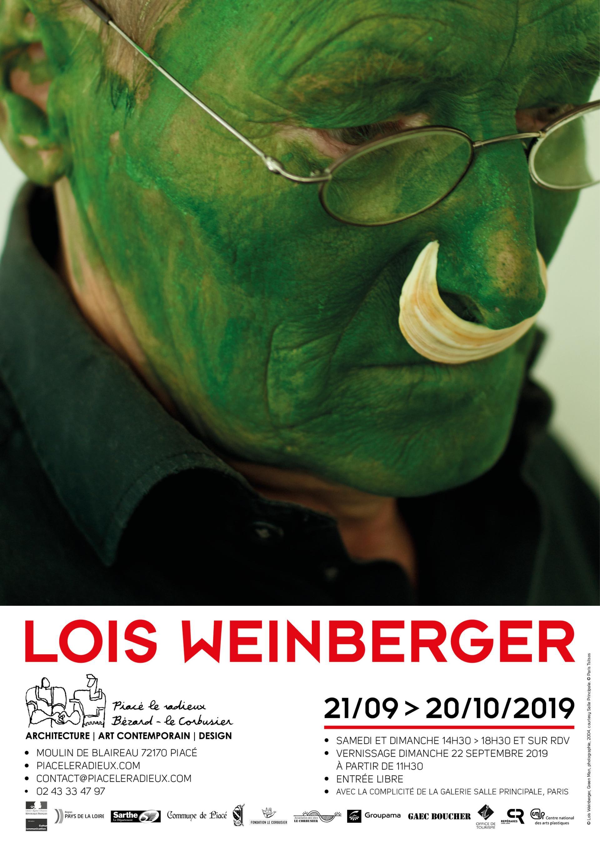 LoisWeinberger-Affiche